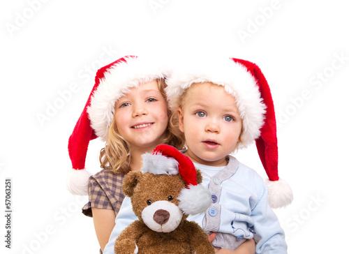 kinder zu weihnachten