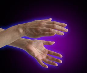 Healing Hands Aura