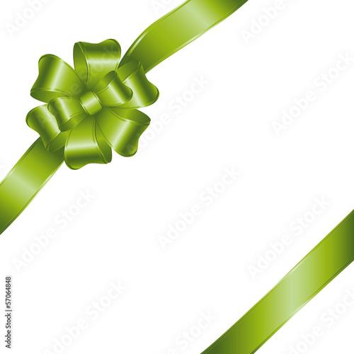 bandschleife,dekoschleife,band,dekoration,dekor,schleife,grün,3d