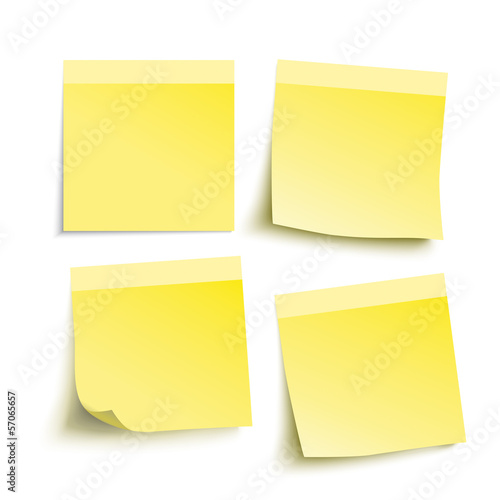Yellow Stickers