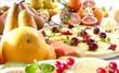 torta di frutta alle ciliege