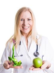 Medizinische Gesundheitsexpertin