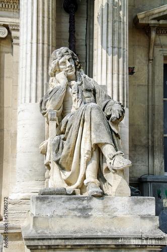 Statue de Molière -Avignon