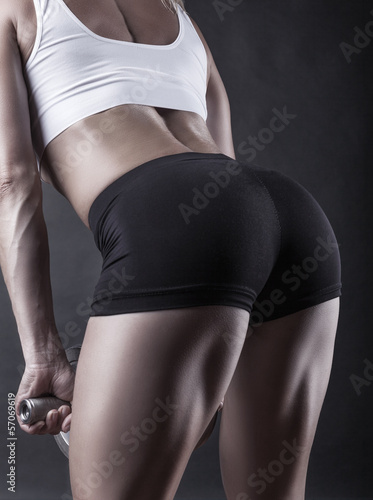 Sports buttocks