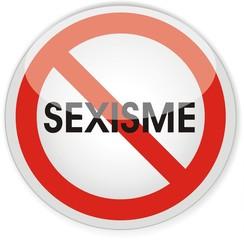 panneau interdit sexisme