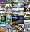 China - Collage