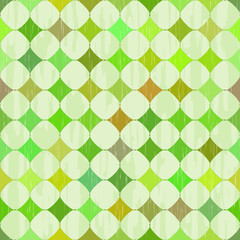 diamonds green grunge seamless background