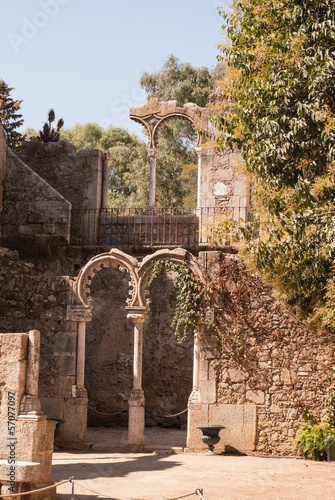 Leinwanddruck Bild View of Evora