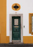 The door in Evora