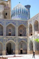 Medrese, Buchara, Zentralasien