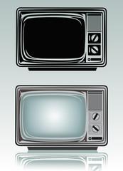 1970 li yıllarda televizyon