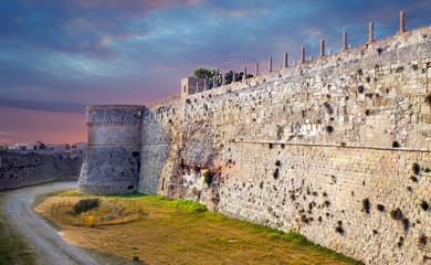 Castello Aragonese di Otranto, Italia