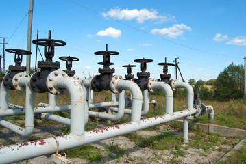 steel pipelines