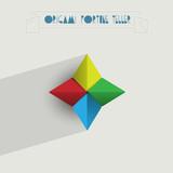 Origami Fortune Teller poster