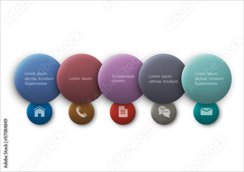 Buttons web design