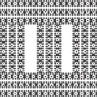 vintage pattern grayscale background