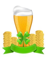 Symbols for St. Patrick's Day