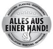 Alles aus einer Hand! - Beratung, Planung, Ausführung, Installa