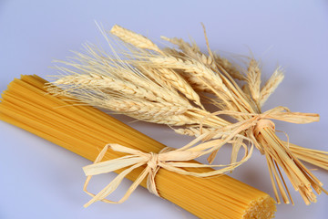 Spaghetti With Barley