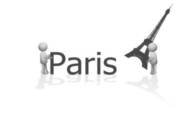 3D - Paris