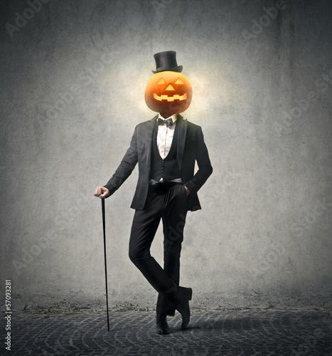 Halloween man