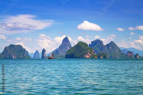 Fototapeten,phuket,ozean,kreuzfahrt,thai