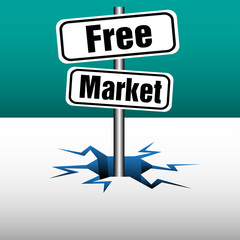 Free market plates