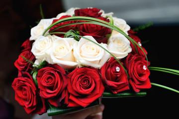 Buoquet sposa di rose