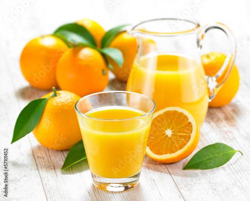 Orangensaft - 57101452