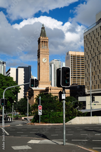 City Hall Brisbane