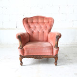 Luxurious armchair vintage