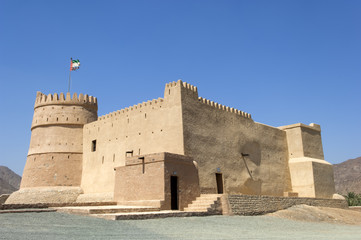Arabian Fort in Bithnah Dubai