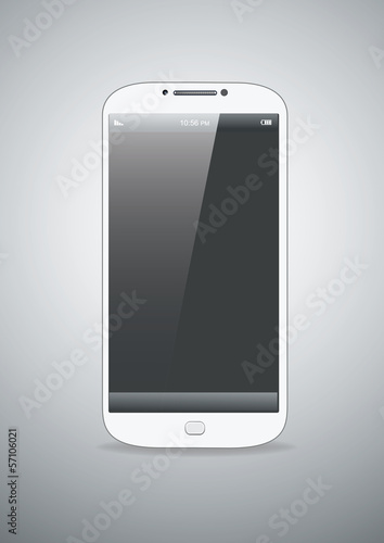Smart-phone mock-up