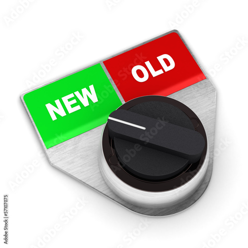 New Vs Old Concept Switch