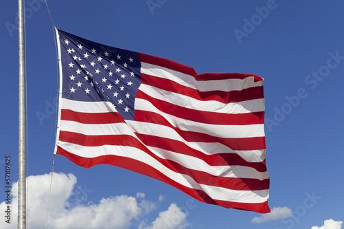Poster American Flag