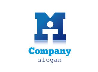 M-an logo