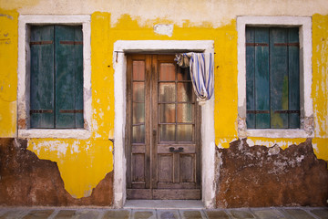 Old house on Burano