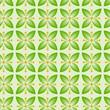 Seamless Flower Pattern Colorful Set