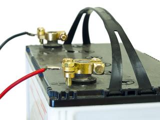 electrode of lead-acid battery