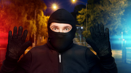 Kriminellen stellen