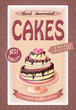 banner cakes