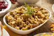 Homemade Thanksgiving Stuffing - 57113864