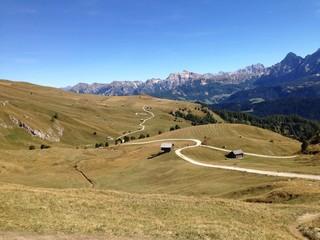 Landschaft Dolomiten