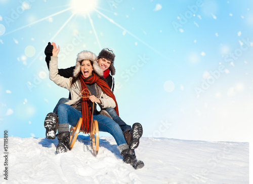 junge winterfans