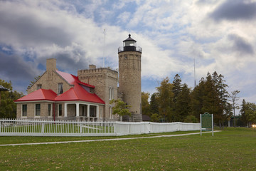 Old Mackinac Lighthouse