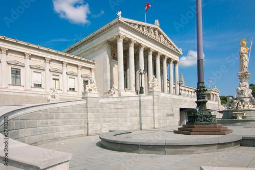 Здание Венского парламента
