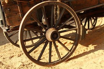 roue de chariot
