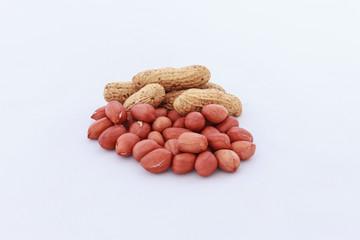 Piled Peanuts