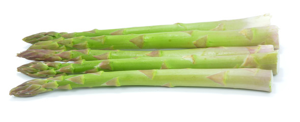 Isolated Asparagus