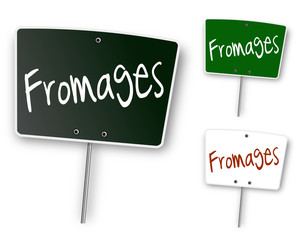 Ardoise Fromages